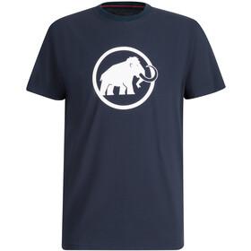 Mammut Classic Camiseta Hombre, azul